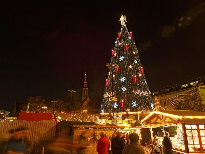 Mercatini di Natale a Agrigento Foto